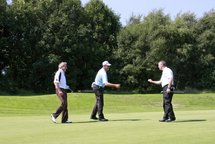 Bruce Grobbelaar Golf day event heysham 2008