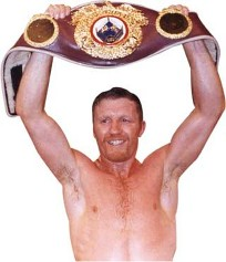 Steve Collins boxing after dinner speaker