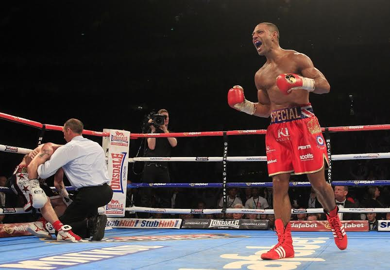 Kell Brook, Boxing Speaker