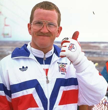 eddie the eagle after dinner speaker