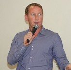 Ray Parlour, After Dinner Speaker