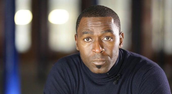 Andy Cole, football speaker